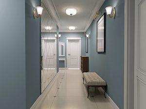 Hallway When I Have No Neighbors