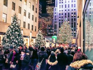 NYC Expands Pedestrian Space Around Rockefeller Center