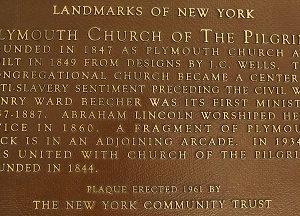 LPC Commemorates New York's Historic Role in Abolition