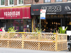 NYC Extends Open Storefronts Through September 30, 2021