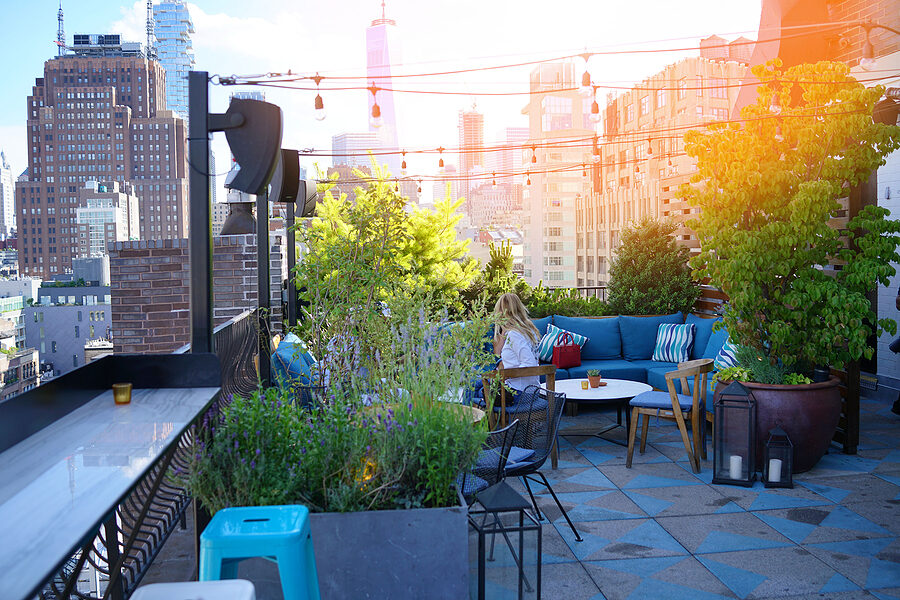 Rooftop Amenities Increase Value—and Compliance Requirements